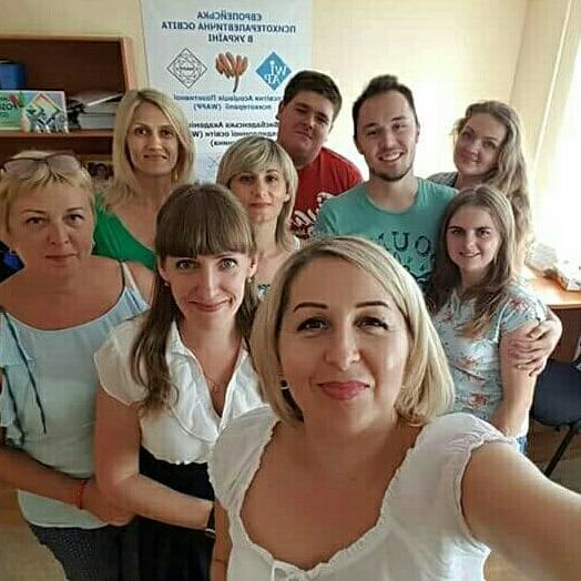 Позитивная психотерапия, работа со страхами, авторский семинар, обучение для психологов, Украина, Кременчуг