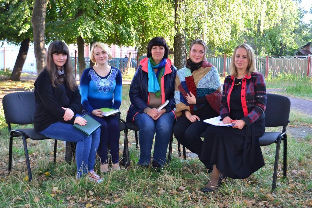Позитивна психотерапія в Україні-Ніжин